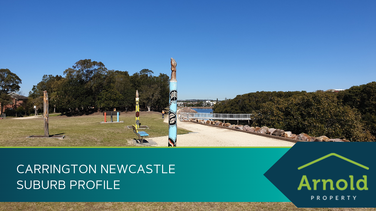 Carrington Real Estate and Property Newcastle Suburb Profile